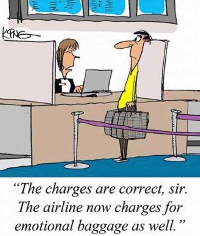 flight attendant doesn't know